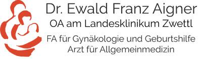 Dr. Ewald Franz Aigner